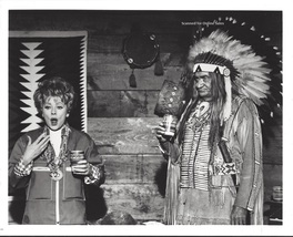 The Lucy Show Lucille Ball with Indian Chief 8x10 Photo 3843350 - $9.99
