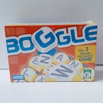 Boggle 3-Minute Word Search Game 2005 New Factory Sealed - $23.75