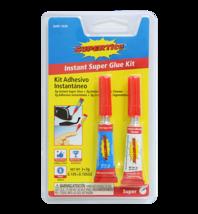 Supertite® Instant Super Glue Kit (3gSuper Glue + 3gGlue Remover=0.21oz)... - $30.68