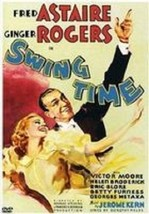 Swing Time - DVD ( Ex Cond.) - $9.80