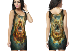 Eyes Satan Bodycon For Women - $22.99+