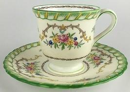 Minton Lady Hamilton B1177 Demitasse cup & saucer - $15.00