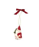 Spode Christmas Tree Gnome Merry Christmas Ornament - $25.00