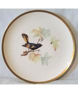 Hutschenreuther Audubon Bird Salad Plate Redstart - $21.67