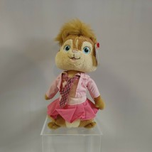 """TY Beanie Baby Brittany Chipmunk Alvin and the Chipmunks Bean 7"""" Plush Toy - $5.93"""
