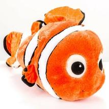 "Finding Nemo Plush 17"" Orange Clown Fish Disney Store Exclusive Stuffed Animal - $21.64"