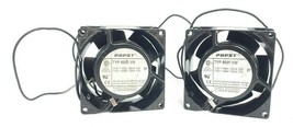 LOT OF 2 PAPST TYP 8500 VW COOLING FANS TYP8500VW image 2