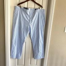 Vineyard Vines Seersucker Breaker Pants Ocean Breeze Striped Mens Size 5... - $29.17