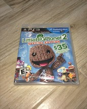 LittleBigPlanet 2 -- Special Edition (Sony PlayStation 3, 2011) - $33.66