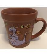 Disney Epcot Flower & Garden 2019 Figment Passholder Coffee Mug New - $22.02