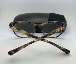 New COACH Eyeglasses HC 6075Q 5324 52-18 135 Dark Vintage Tortoise Black Gold - $199.95