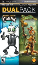 Daxter and Secret Agent Clank PSP UMD Dual Pack [Sony PSP] - $20.23