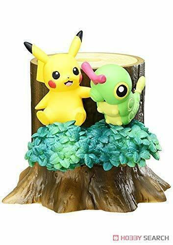 Collected! Again! Pokemon Forest 2 shooting star of the night Furukonpu 8 pcs Ca