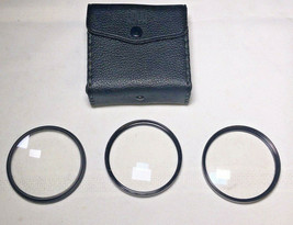 Set of 3 Hoya 58mm Lens Filters - $28.98
