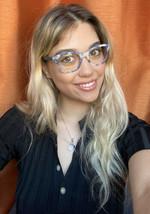 New TORY BURCH TY 7325216 Blue 50mm Rx Women's Eyeglasses Frame - $99.99
