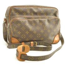LOUIS VUITTON Monogram Nile Old Model Shoulder Bag M45244 LV Auth 10675 ... - $240.00