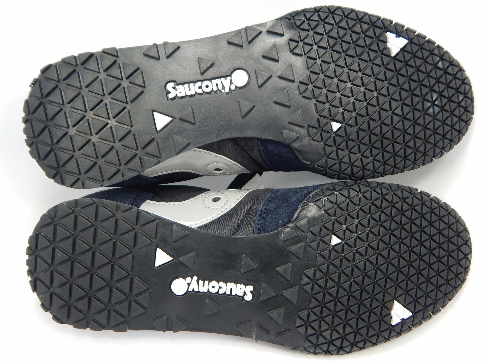 Saucony Original Bullet Women's Running Shoes Size 7 M (B) EU 38 Navy S1943-166