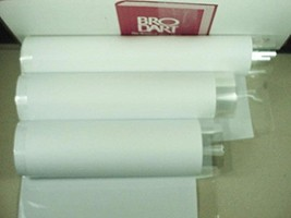 "15 Yard Brodart Just-a-Fold III Rolls 3 Pack Combo 9"" - 10"" - 12"" Archiv... - $26.07"