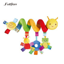 Fulljion Baby Rattles Mobiles Educational Toys For Children Teether Toddlers Bed - $10.00