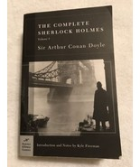 THE COMPLETE SHERLOCK HOLMES Vol 1 only; 2003 Barnes & Nobles edition; V... - $2.95