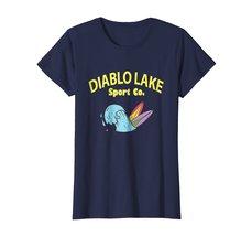Funny Shirts - Diabo Lake Shirt Lakes Cascade Mountains Skagit Washington Wowen image 3