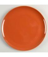 IKEA Dinner Plate 10 5/8'' in Fargrik Orange Gloss Color # by IKEA Made ... - $17.99