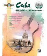Guitar Atlas Cuba: Your passport to a new world of music, Book & CD [She... - $14.69