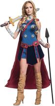 Secret Wishes Women's Marvel Universe Valkryie Costume, Multi, Small - $88.02
