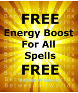 Free Freebie Tues-Wed 10,000x Boost Power Of Spells & Spirits BetweenAll... - $0.00