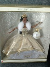 Very Rare Celebration Barbie 2000 Special Edition Holiday African Americ... - $40.00