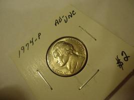 1974-P (AU-UNC) Jefferson Nickel **Combined Shipping** - $2.00