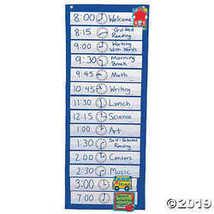 Scheduling Pocket Chart  - $23.24