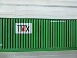 Micro-Trains # 46900162 TMX Shipping 53' Corrugated Container N-Scale image 2