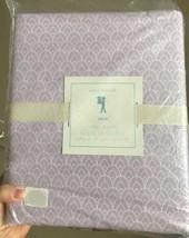 Pottery Barn Kids Aria Duvet Cover Lavender Queen No Shams New - $89.00