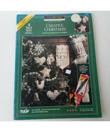 Color Point Paint Stitching - Creative Christmas by Terrece Beesley And ... - $11.39