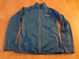 Women's Microsoft S Athletic Jacket Eleveate Sport (Light Blue) - $23.08