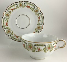 Chas Field Haviland Chantoung Cup & saucer - $10.00