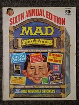 Vintage Mad Magazine Sixth Annual Edition of Follies - $8.28