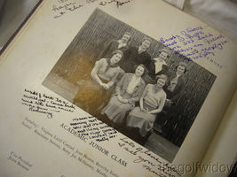 1936 Gunston Hall Washington DC, Yearbook Echoes image 4