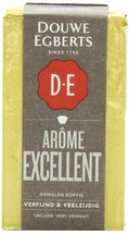 Douwe Egberts Excellent Aroma Ground Coffee, 8.8-Ounce Package - $8.99
