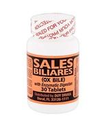 Sales Biliares (OX Bile) 30 Tablets - $12.86