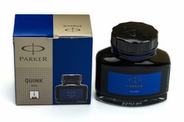 Parker Ink Bottle 6 Bottles Set Blue - $19.80
