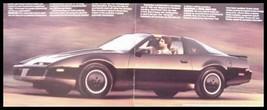 1982 Pontiac Firebird Deluxe Brochure S/E Trans Am Xlnt - $7.86