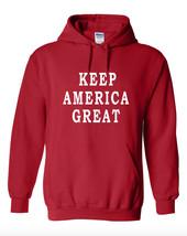 KEEP AMERICA GREAT TRUMP 2020 HOODIE (SIZE: S - 3XL) **FREE PRIORITY SHI... - $29.69+