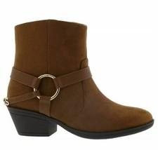 Michael Kors Little & Big Girls Brown Kitty Boots, 4 - $64.35