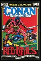 Conan the Barbarian Red Nails Robert E Howard Comic Barry Windsor-Smith art 1983 - $20.00