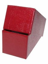 Guardhouse Single Row Crown - Red Coin Storage Box - 4.25 x 2.63 x 2.55  image 5