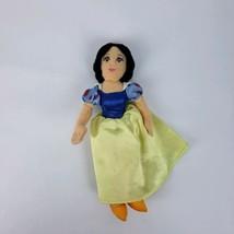 """Disney Snow White Baby Rattle Plush 7"""" toy # T7 - $6.92"""