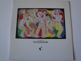 Frankie Goes To Hollywood Welcome To The Pleasuredome Doble Vinilo LP Re... - $23.00