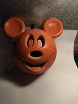 Disney Mickey Mouse Jack O Lantern Halloween - $46.54